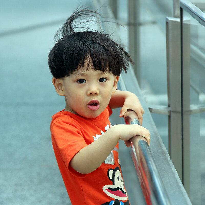 Жители Сингапура