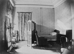 Спальня в доме Левашовых на Фонтанке