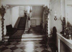 Парадная лестница в особняке Дурново на Английской набережной