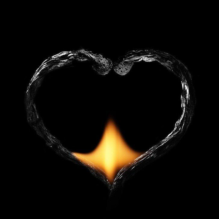 Огненное сердце.
