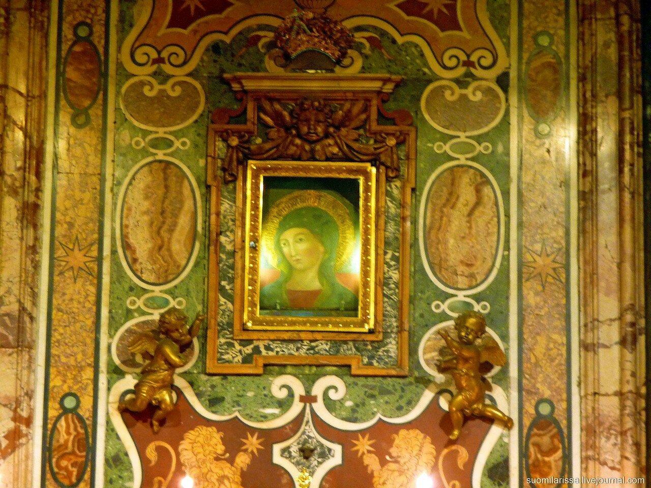 Икона Madonna del Pozzo
