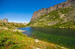 Цветные озёра