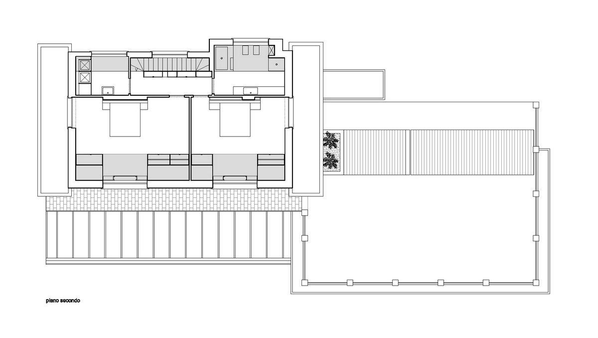 Arkham Project, Бриенно, Италия, Villa T, дом на берегу озера фото, шикарный дом в Италии, дом с видом на горы фото, особняк в Италии фото