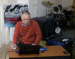 Виктор Хабаров в Доме Учёных Троицка