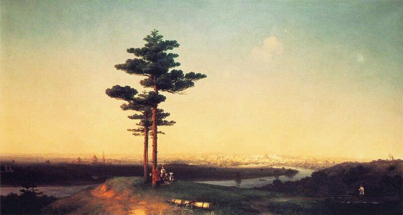 0_Иван Айвазовский_Вид на Москву с Воробьевых гор 1851.jpg