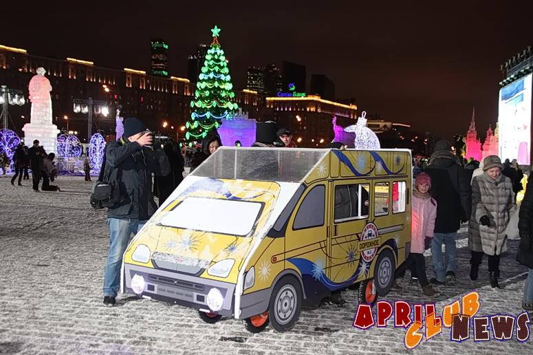 «Ледовая Москва. В кругу семьи»