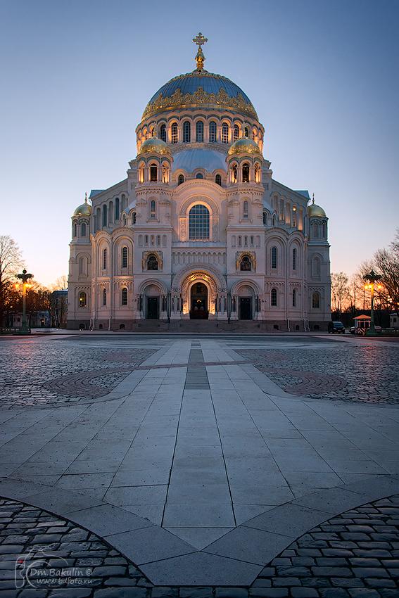 Морской собор во имя святителя Николая Чудотворца Кронштадт