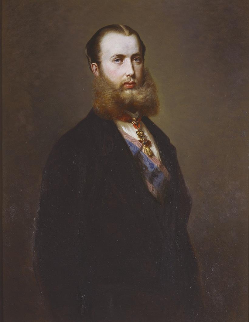 Albert Graefle (1807-89)Maximilian, Archduke of Austria and Emperor of Mexico (1832-67)  Before Dec 1868