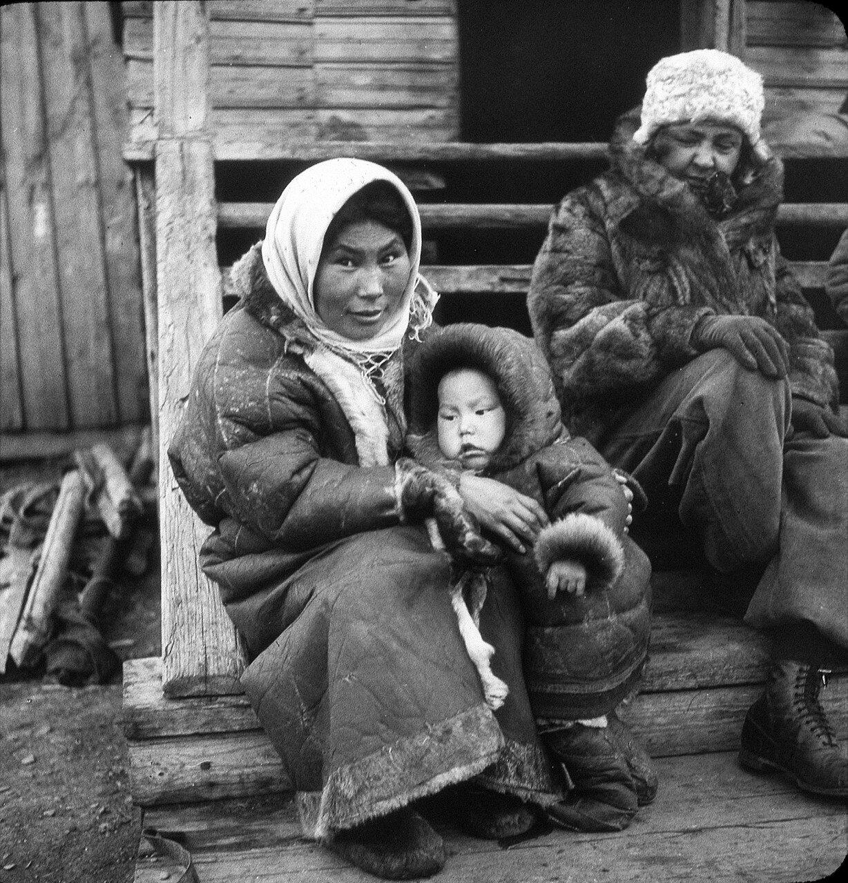1937. Новая Земля. Ненцы
