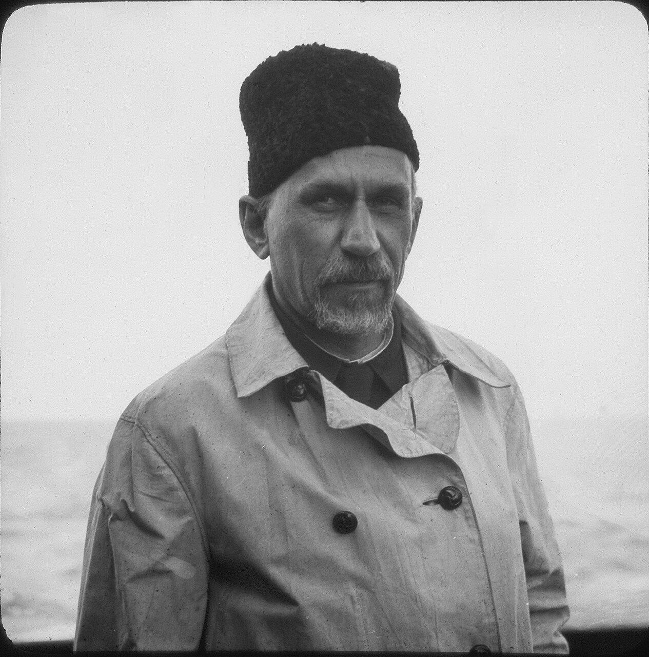 1937. Профессор Александр Александрович Гапеев