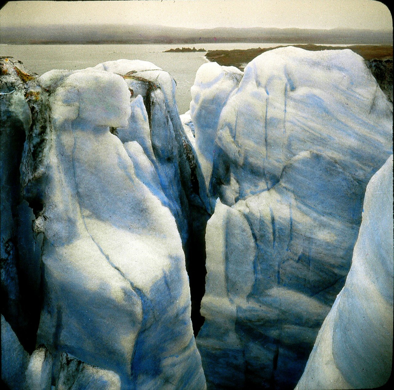 1937. Новая Земля. Ледник Шокальского