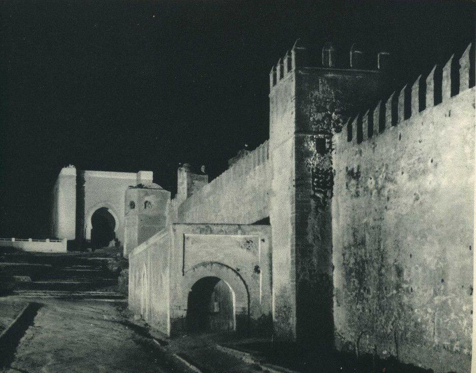 1937. Раббат