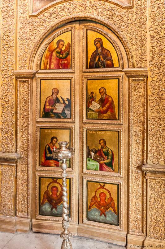 Церковь Николы Великорецкого
