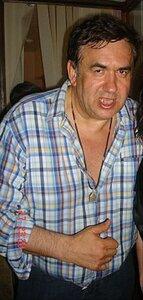 Станислав Садальский на гастролях в Сочи. Июль 2008.