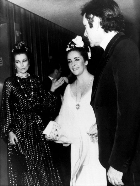 Fortieth Anniversary of Liz Taylor in Budapest