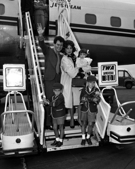Фильм «Клеопатра» (1963 г). Гламур в египетском стиле. Elizabeth Taylor