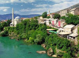Безвизовый въезд в Боснию и Герцеговину открыт для граждан РМ
