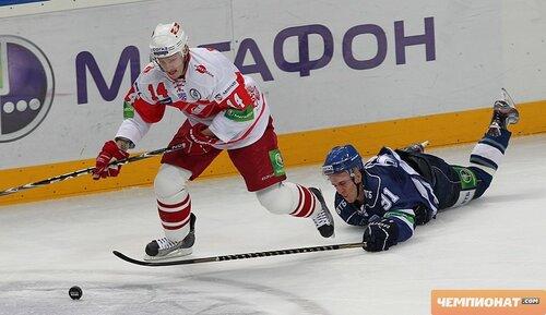 Динамо - Спартак 1:4
