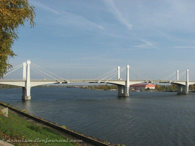Кимрский мост через Волгу