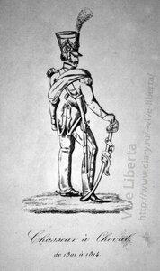 конный стрелок 1801-1814