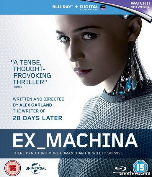 Из машины / Ex Machina (2015/BDRip/HDRip/AVC)