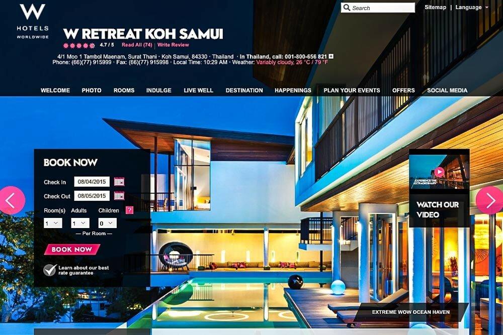 Отель Самуи