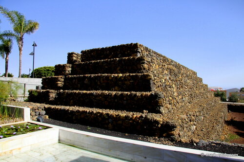 гуанчи, тенерифе, пирамиды гуимар
