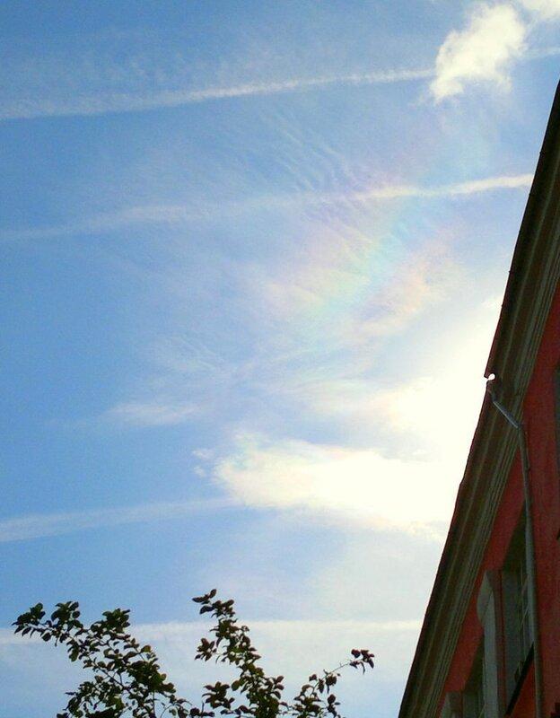Радужные облака 2011.09.28  12:43
