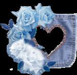 «Blue Jeans par PubliKado.KIT»Синие джинсы 0_74b47_2ca6f28b_S