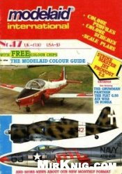 Журнал Modelaid International No.17 - 1986