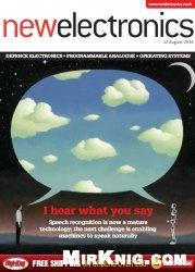 Журнал New Electronics - 12 August 2014