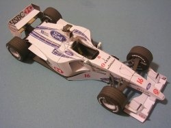 Журнал Stewart SF3 - Rubens Barrichello / Johny  Herbert (1999) [Spinler]
