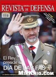 Журнал Revista Española de Defensa №318