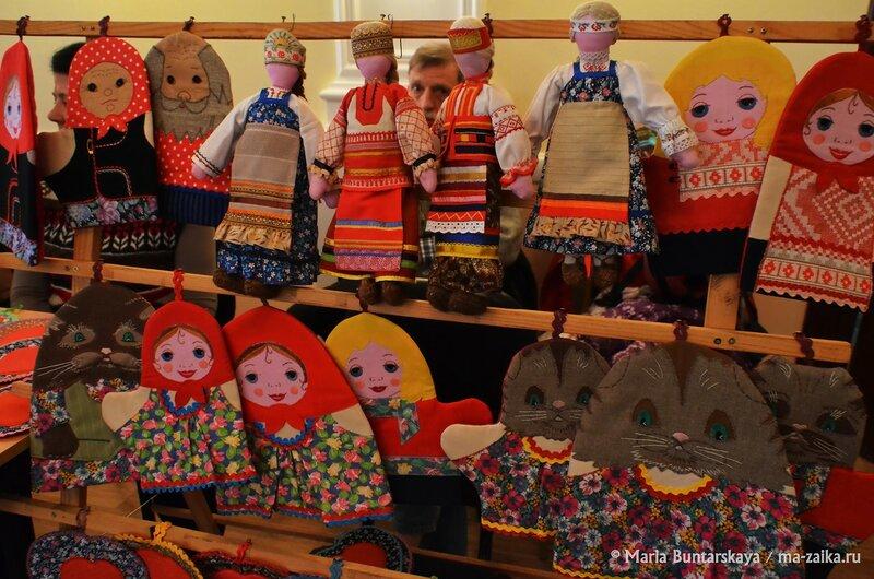 Ярмарка на Вербное, Саратов, Троицкий собор, 05 апреля 2015 года