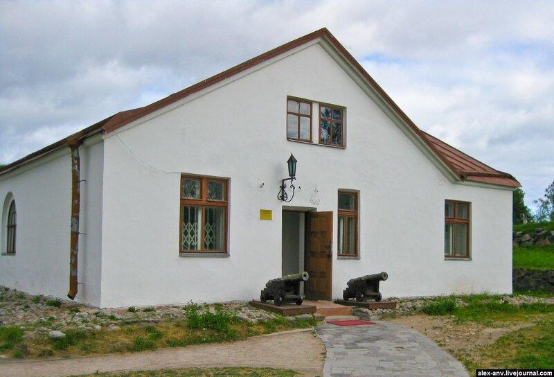 Крепостной музей-магазин