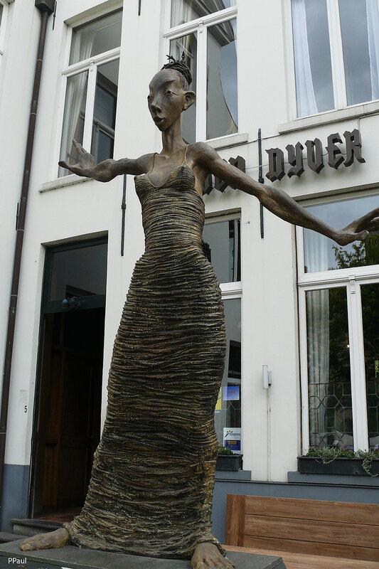 по старому Брюгге