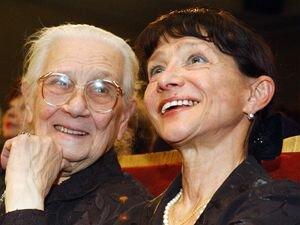 Татьяна Густавовна и Катя