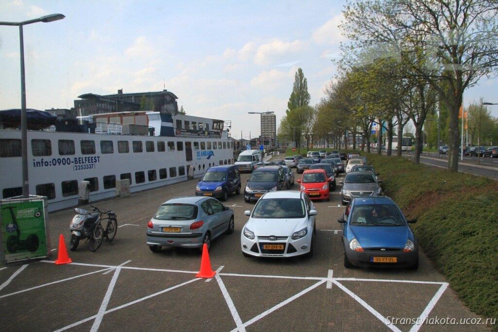 Голландия, Роттердам
