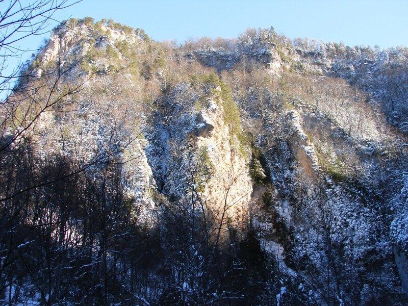 Фотограф Александр Улисский, 2008 01 26, Гуамское ущелье, фотографии моих друзей