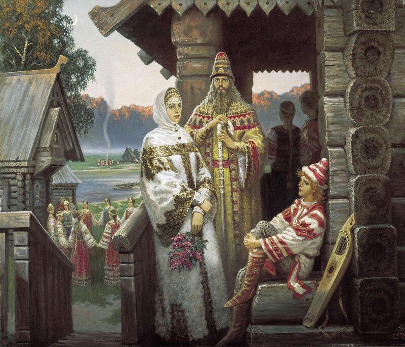 Ольшанский Борис (1956). Берендеи. 1997