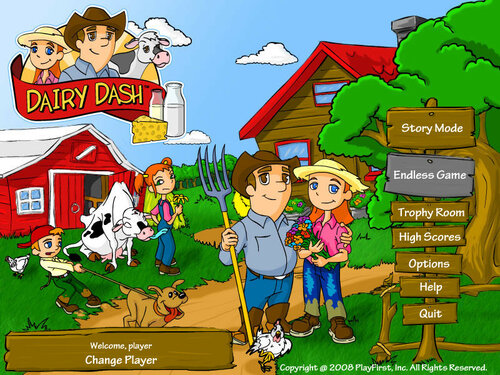 Download Dairy Dash