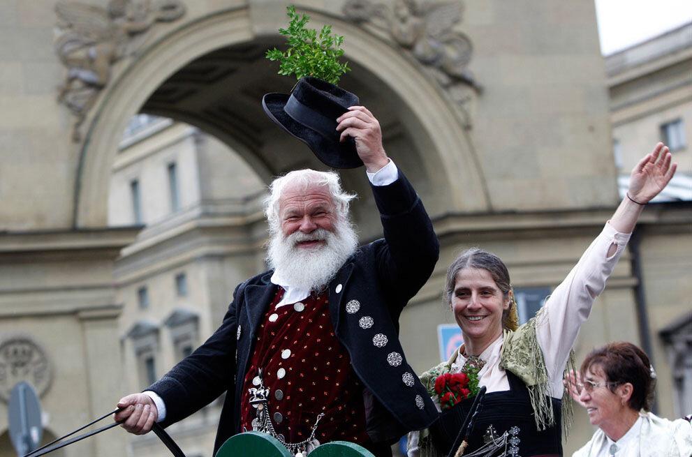 праздник пива в германии