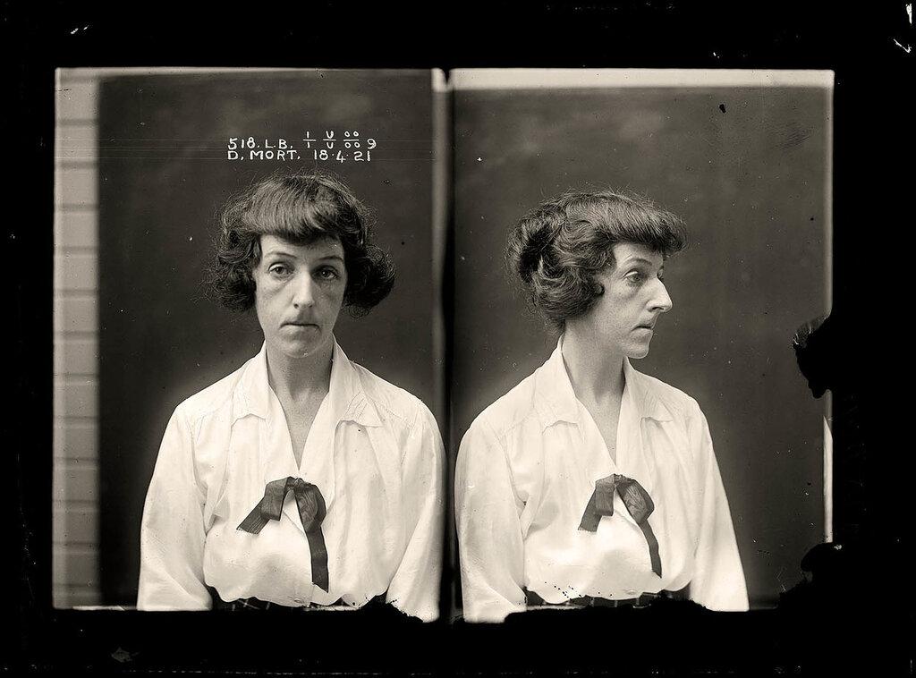 женская исправительная тюрьма Long Bay.1922-30гг.