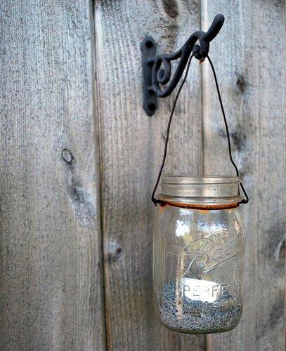 Cоздание подвесного уличного фонарика для дачи