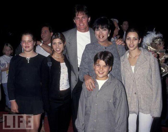 В 25 семья кардашьян в 1995 году в 2011
