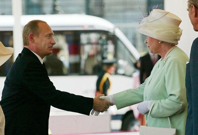 BRITAIN RUSSIA