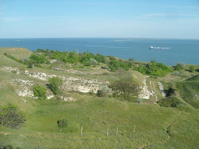 часть крепости Керчь