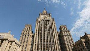 В МИД РФ протестуют против запрета Молдовы на въезд военных