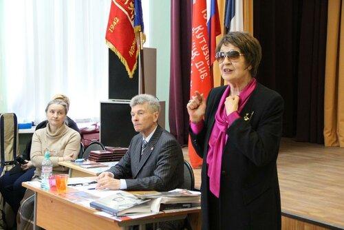 Асия Хайретдинова. Нормандия-Неман