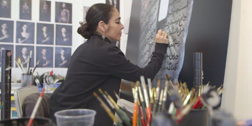 49. Ширин Нешат (Shirin Neshat)